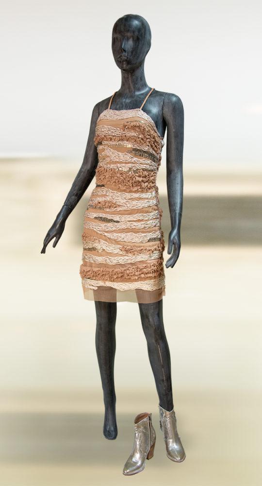 Kleid mit Spagehettiträgern (Limited Edition)